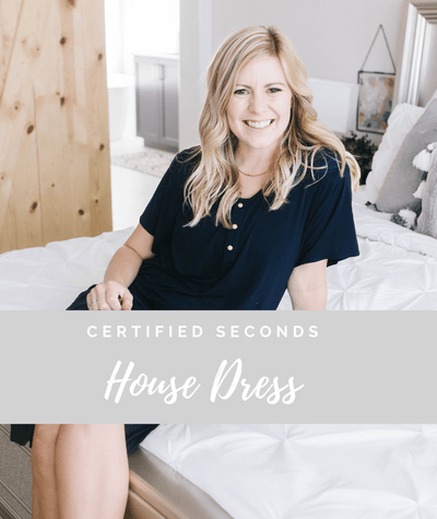 Seconds 24/7 House Dress - Final Sale