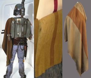 StarWars Boba Fett ESB Cape -Limited Edition