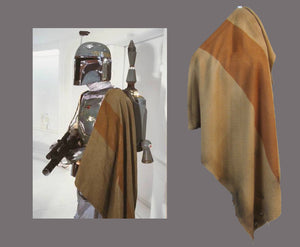 StarWars Boba Fett Limited Edition ESB Cape