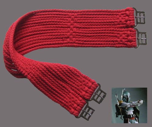 StarWars Boba Fett ROTJ Rope Belt