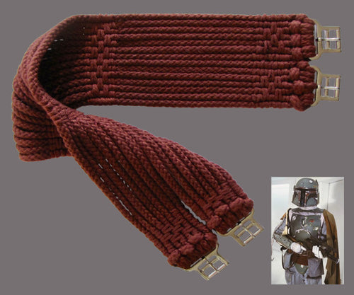 StarWars Boba Fett ESB Rope Belt
