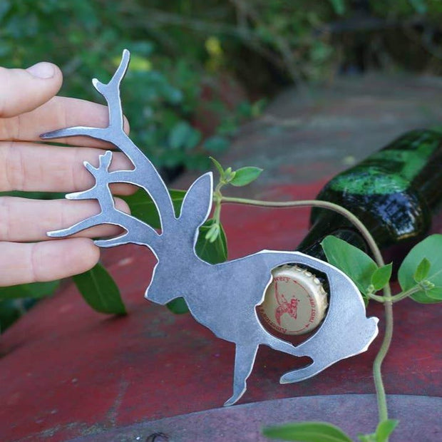 Jackalope Bottle Opener