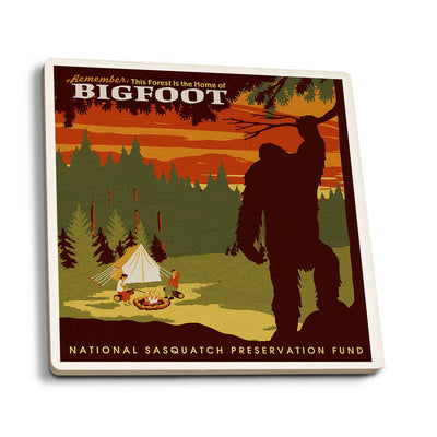 Home of Bigfoot Coaster