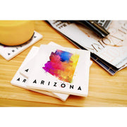 Arizona Watercolor Coaster