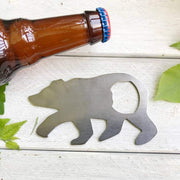 Bear Metal Bottle Opener