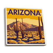 Arizona Golden Desert Coaster