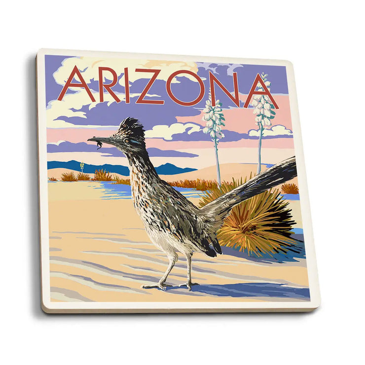 Arizona Road Runner Coaster