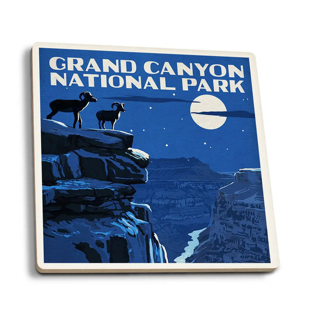 Grand Canyon Night Coaster