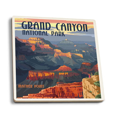 Vintage Grand Canyon Coaster