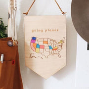 Going Places - US Map