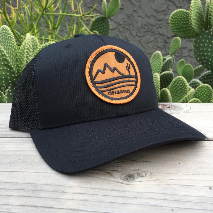 The Sonoran Curved Trucker Hat