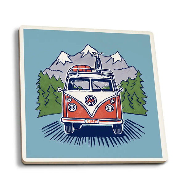 VW Bus Coaster