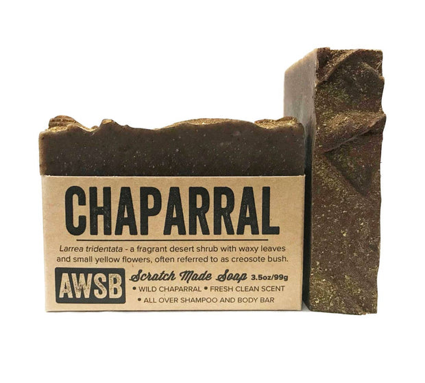 Wild Soap - Chaparral