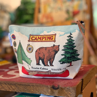Canvas Camping Pouch