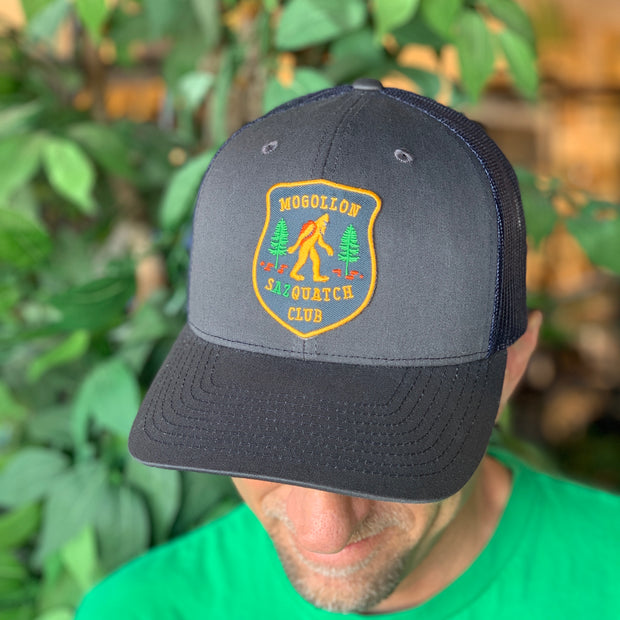 AZ Sasquatch Club Trucker Hat - Grey