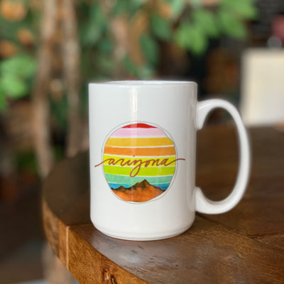Arizona Watercolor Mug