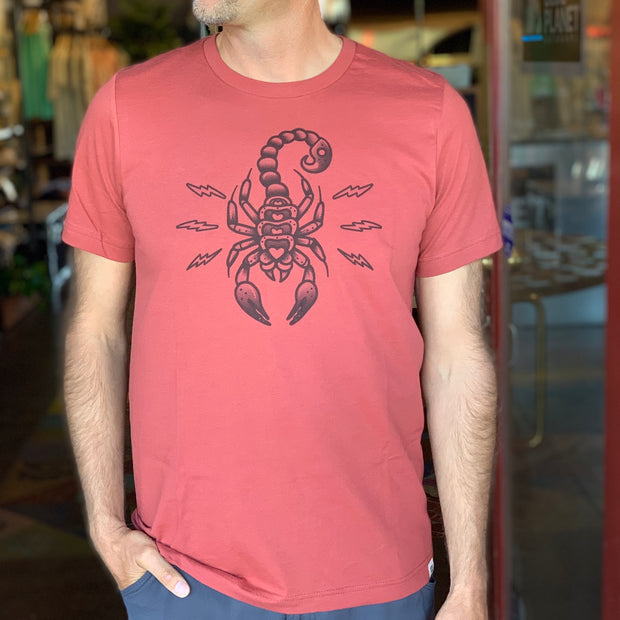 Scorpion Graphic Unisex Tee
