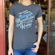 The Mountains Are Calling Unisex Tee