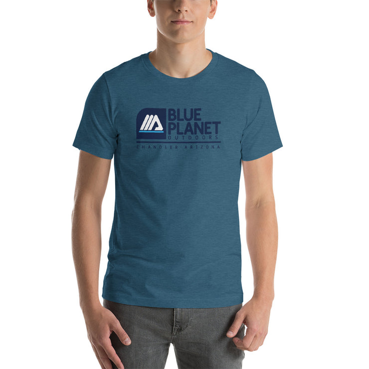 Blue Planet Short-Sleeve Unisex T-Shirt