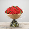 Unforgettable 50 Rose Hand-tied