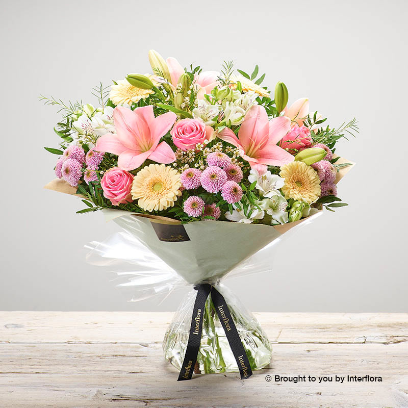 Extra Large Mother's Day Pastels Hand-tied