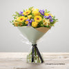 Large Sunshine Memories Hand-tied