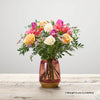 Peach Sundae Vase (Vase Included)