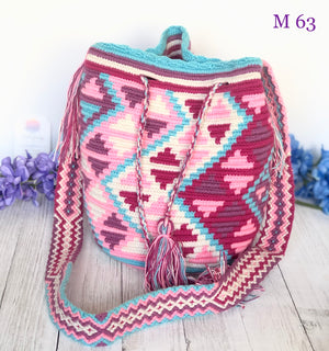Spring Fever - Medium Crochet Bags