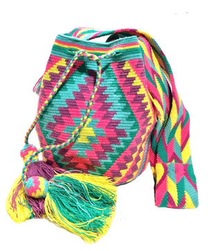 Navajo Bags Limited Edition -Large Crochet Bags