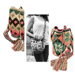 Desert Dreams - Medium-Size Crochet Bags