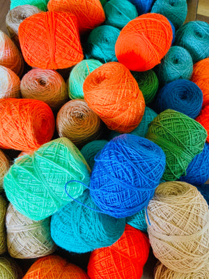 Acrylic Yarn for Crochet Bags