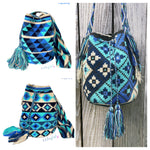 AZULA Summer Crochet Bags  - Large Traditional