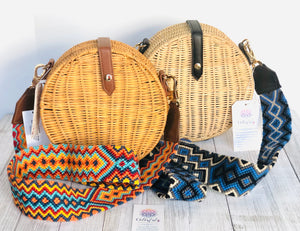 Trending Summer Bags - Straw Baskets