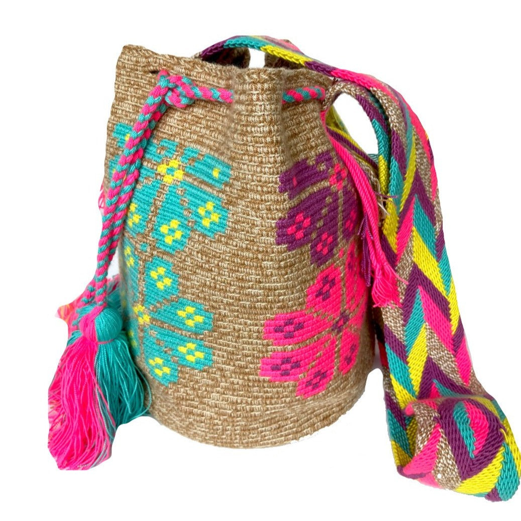 Summer Solstice BEACH Crochet Bags - Large