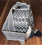 Premium Crochet Bag -  Crossbody/Shoulder Bag- Authentic Single-Thread Wayuu Bag - Style MW1H27