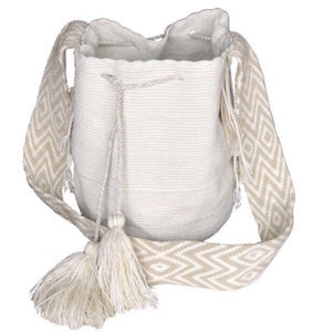 White Sands Crochet Bags (L)
