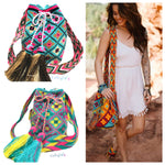 Fall in Love! Limited Edition -Large Crochet Bags