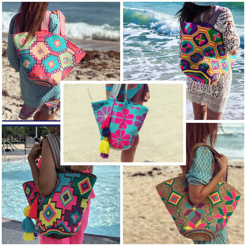 Tote Bag | Beach Bags | Beach Totes | Summer Bags