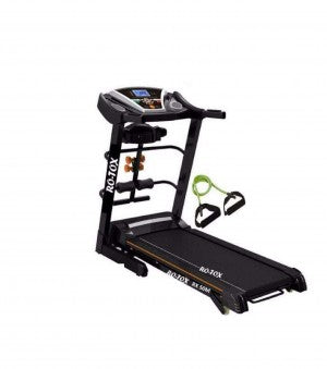Rotox Rotox-50M - Massager & Multi Function Treadmill - Black