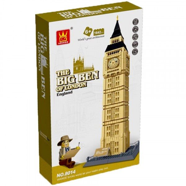 The big ben london premium quality blocks for kids