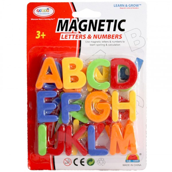 Letter magnets (capital) in best quality