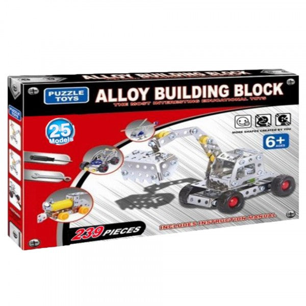 Mechanix building  set (25 models)