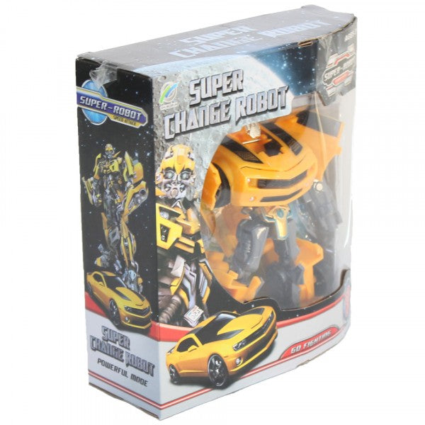 Transformer car (small) - bumblebee for kids