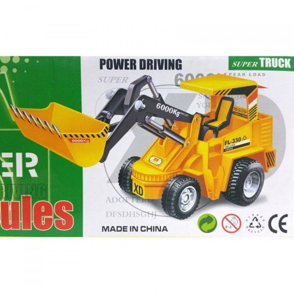 Wire control shovel truck best toy for kids