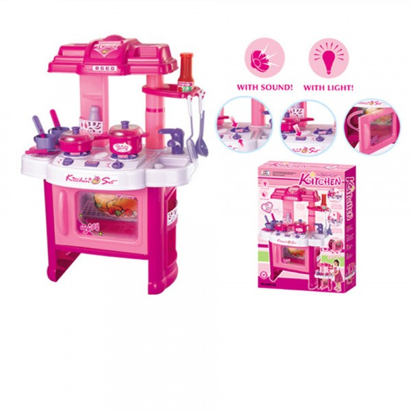 Princess kitchen set for kids