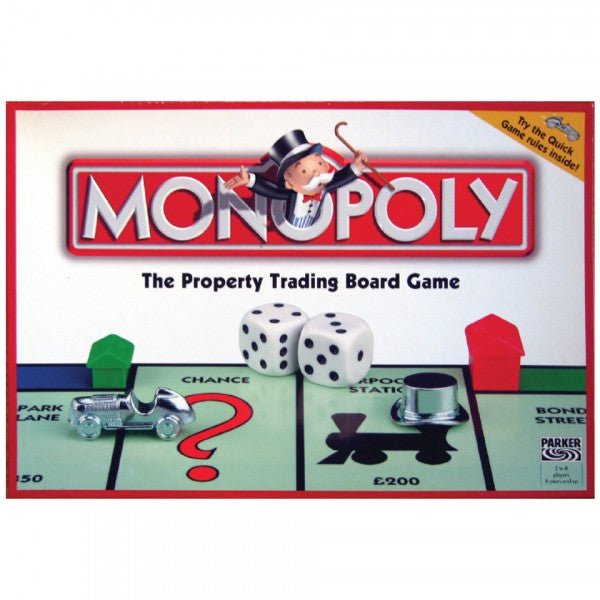 Monopoly property trading best quality