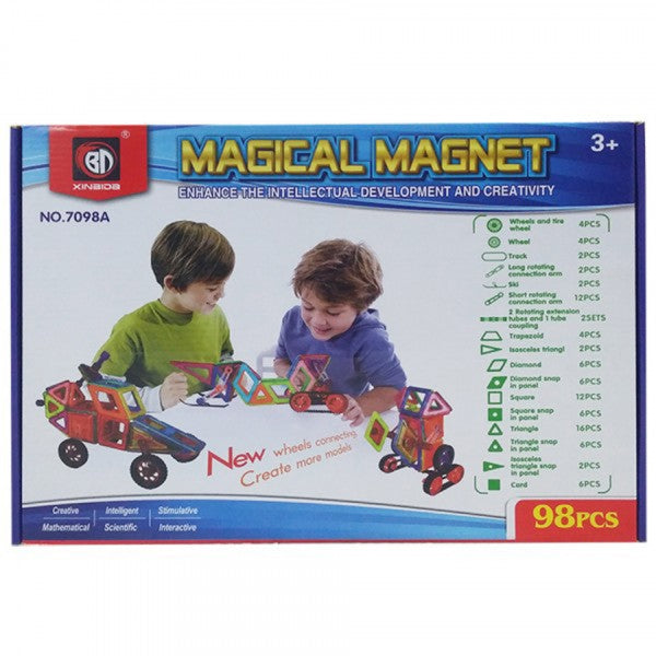 Magical magnets set for kids