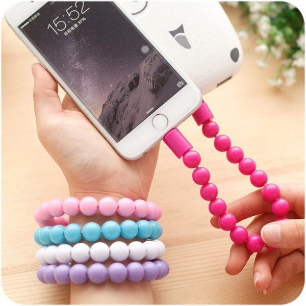 SIBAINA USB Bracelet Charging Data Cable