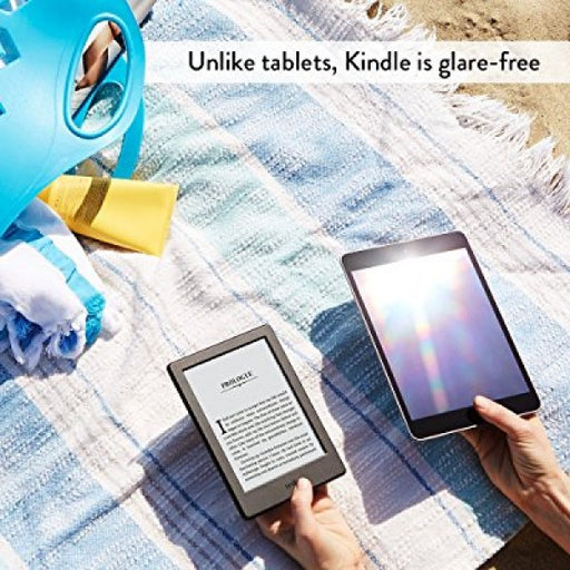 Kindle E-reader with Touch Screen Display