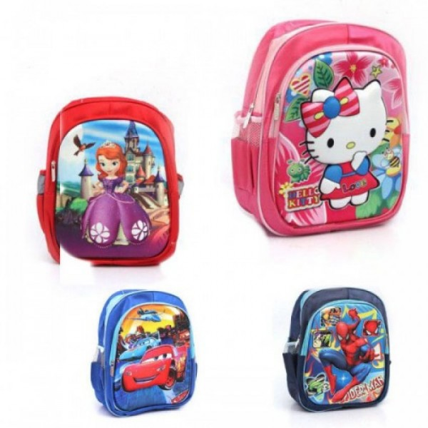 Printed School Bags for Kids